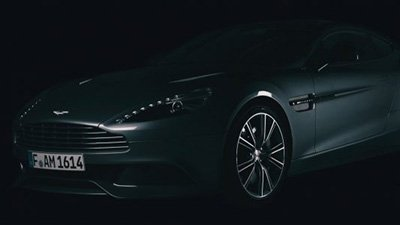 Aston Martin - The Art of Vanquish
