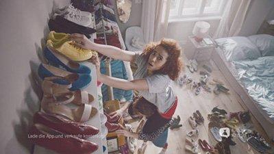 Kleiderkreisel - Schuhe