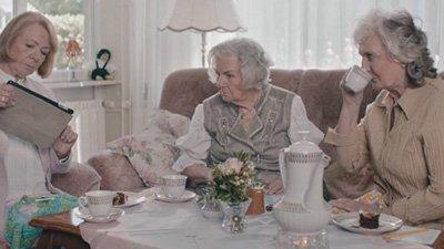 Wix - Grannies